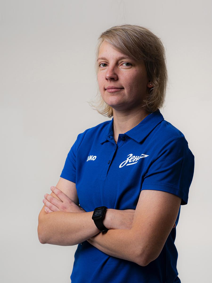 Журова Марина Леонидовна
