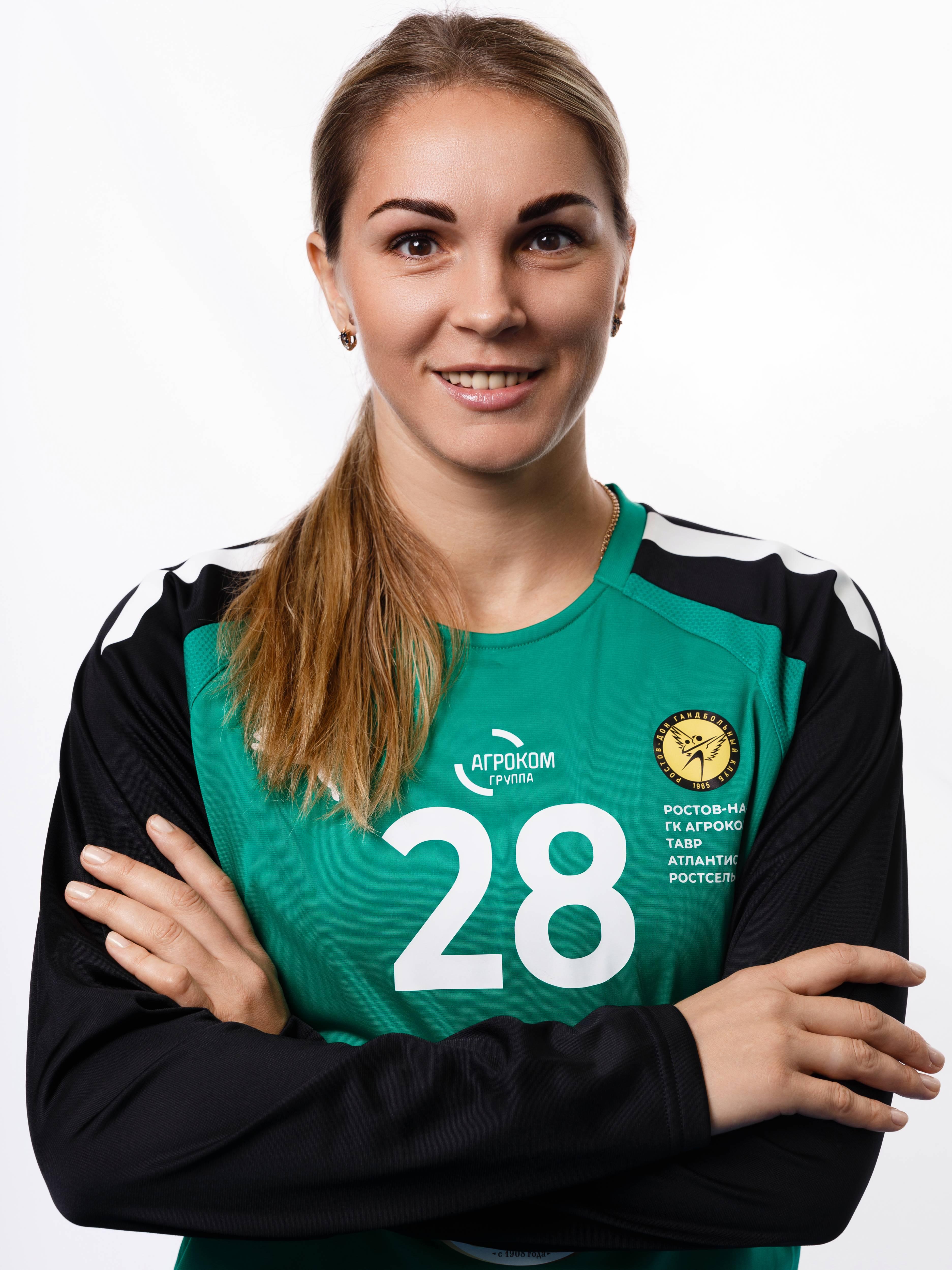Калинина Виктория Викторовна