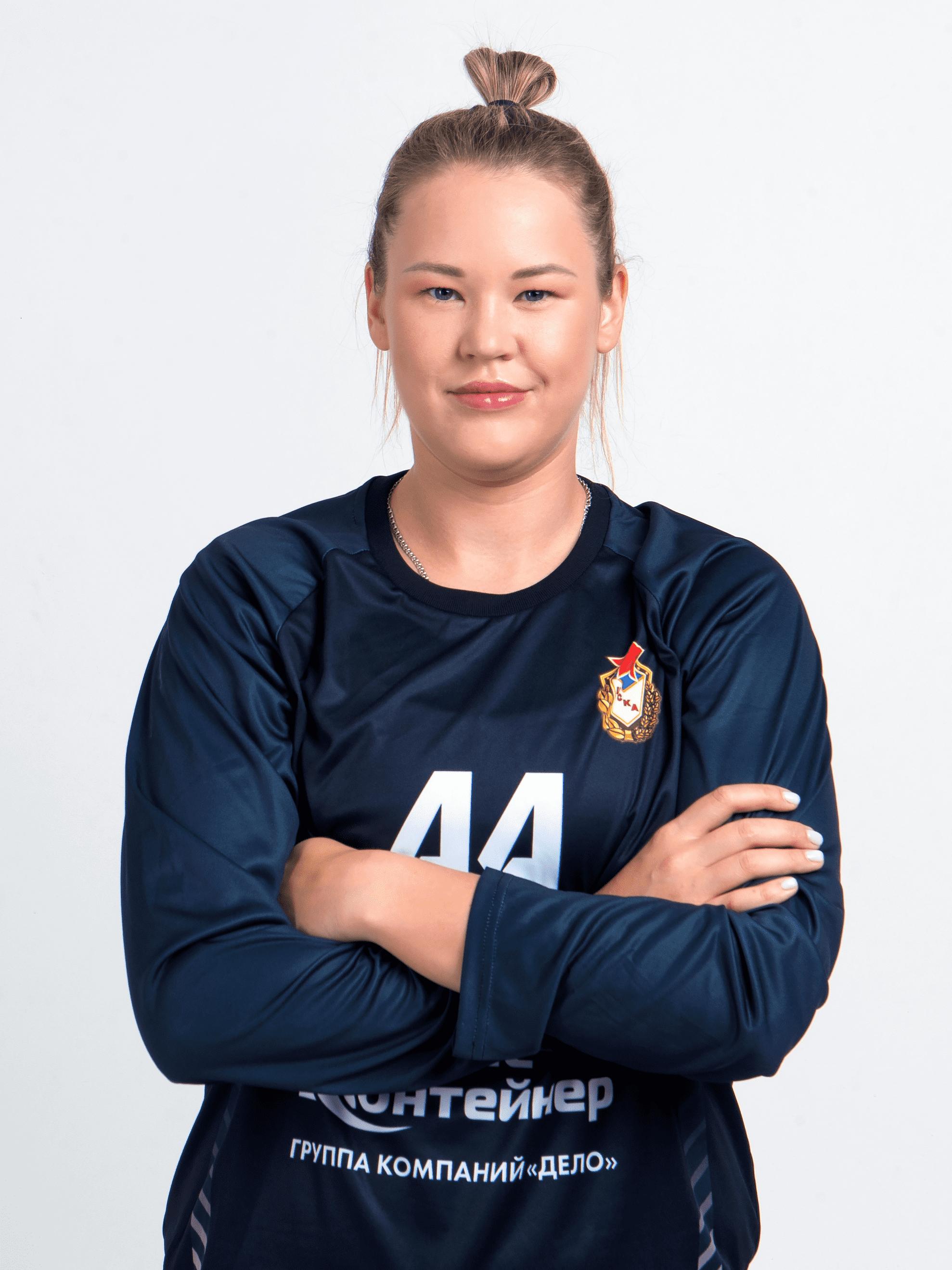 Трусова Кира Владимировна