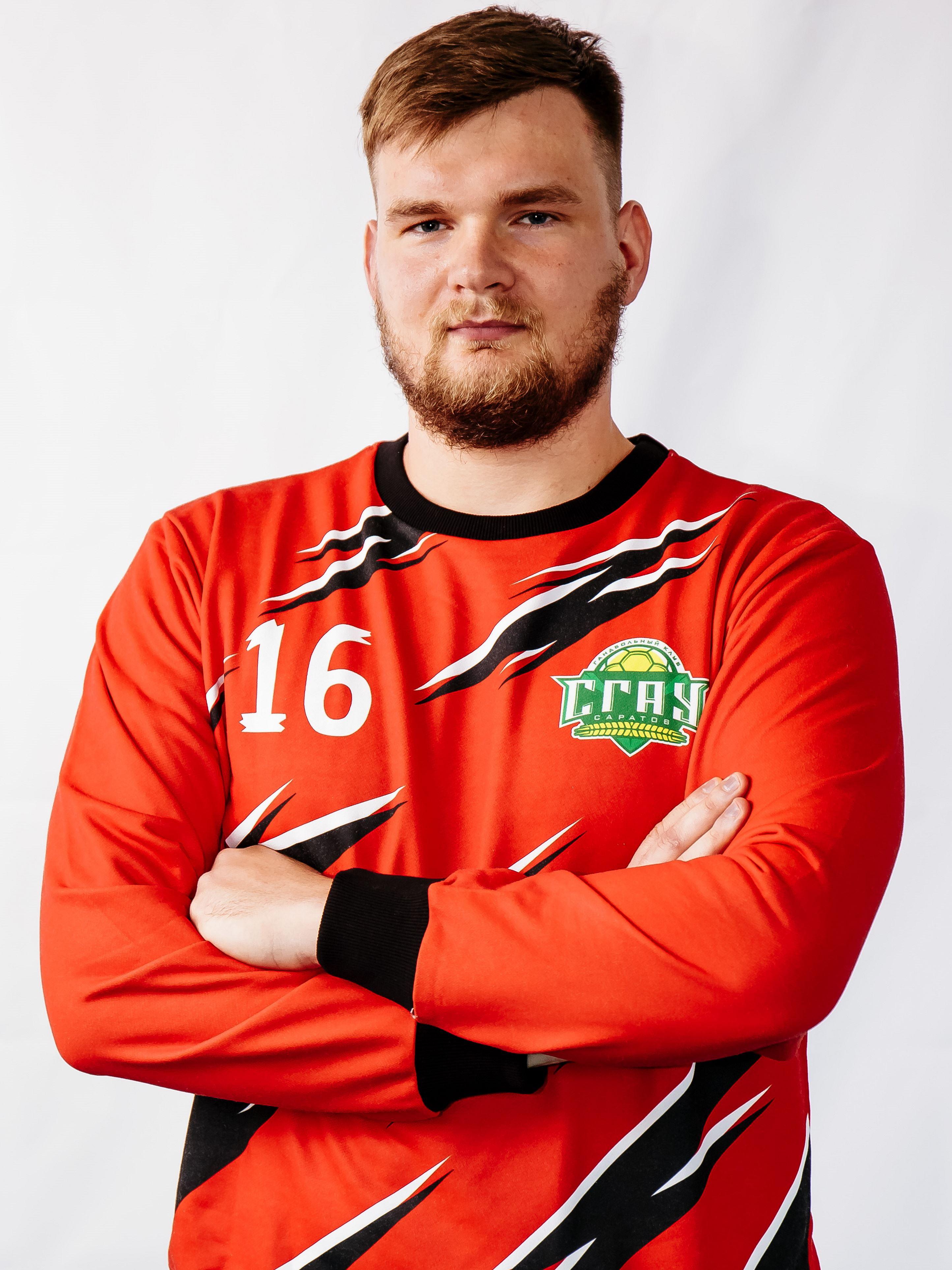 Сергеев Юрий Олегович