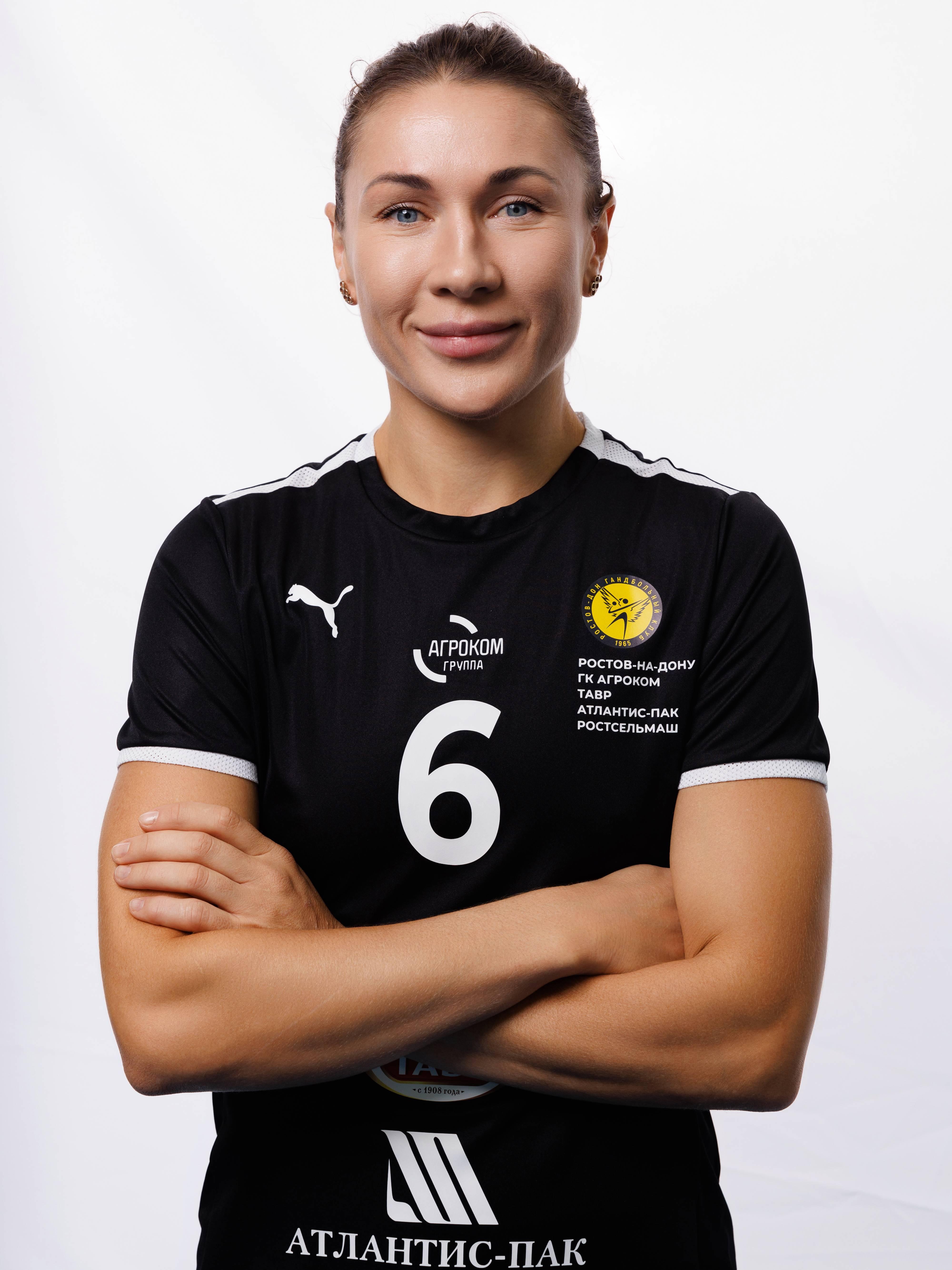 Манагарова Юлия Анатольевна