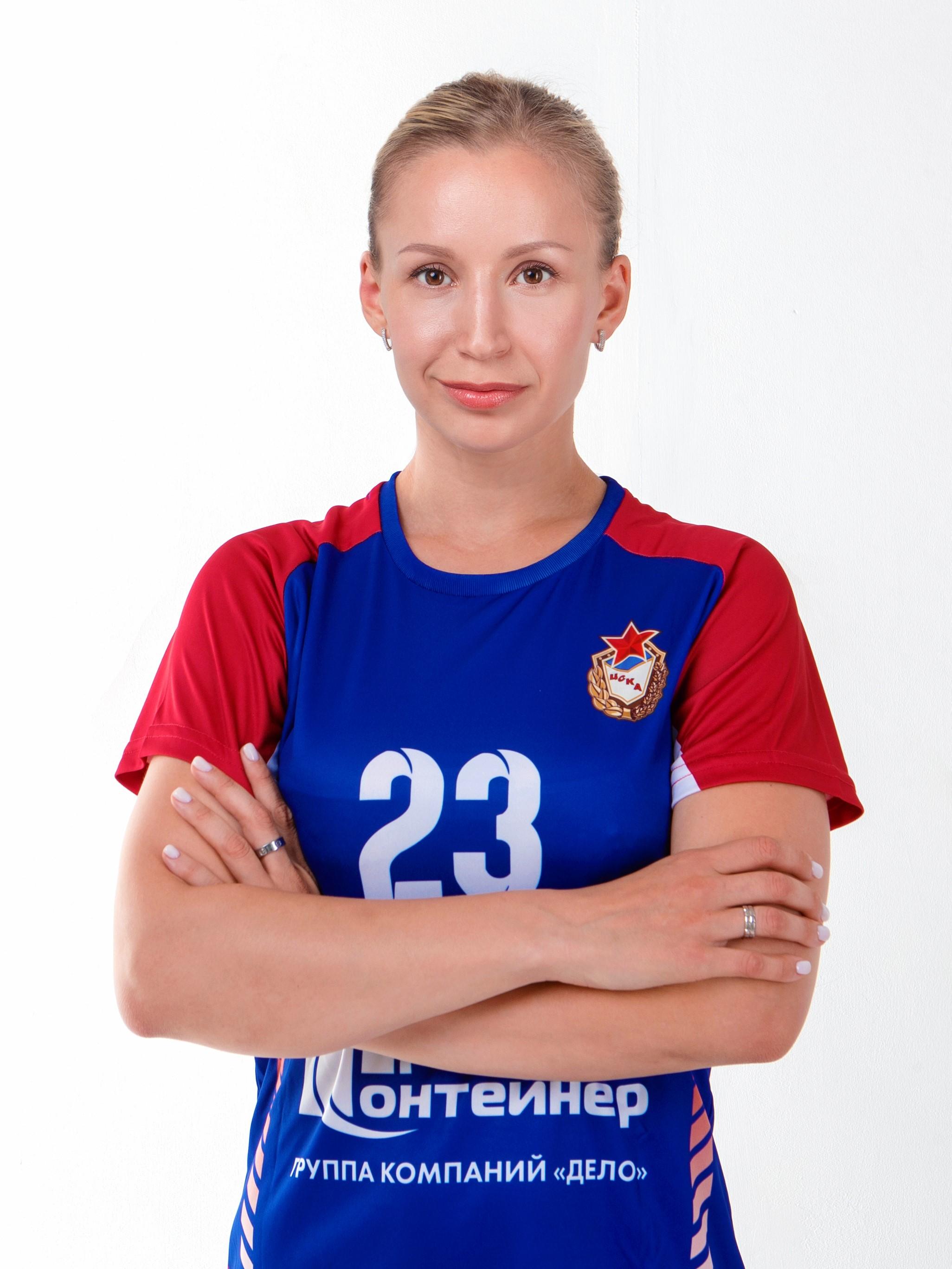 Чигиринова Наталья Романовна