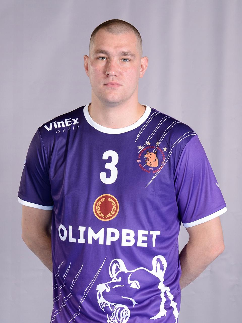 Санталов Дмитрий Иванович