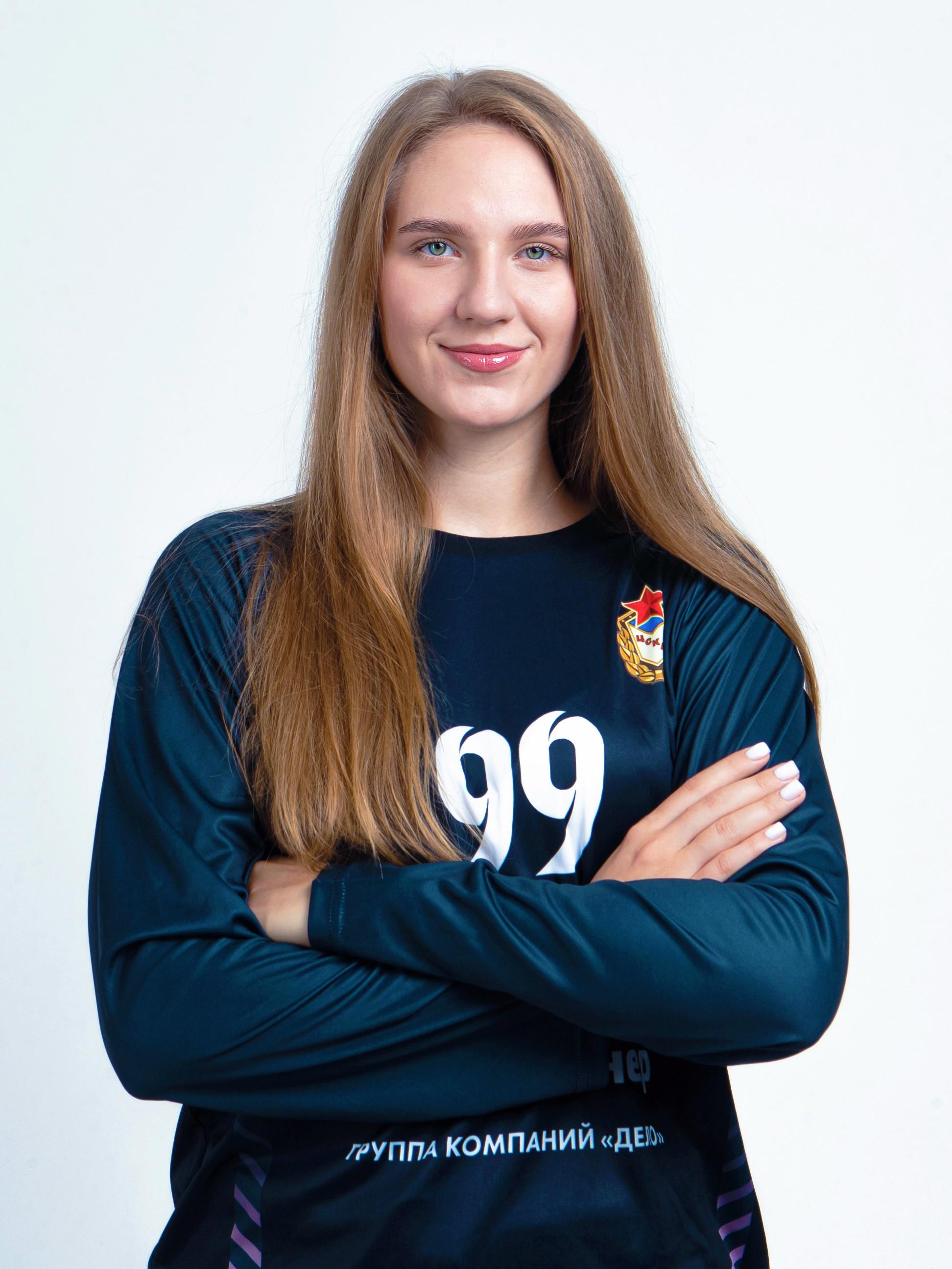 Каплина Полина Андреевна