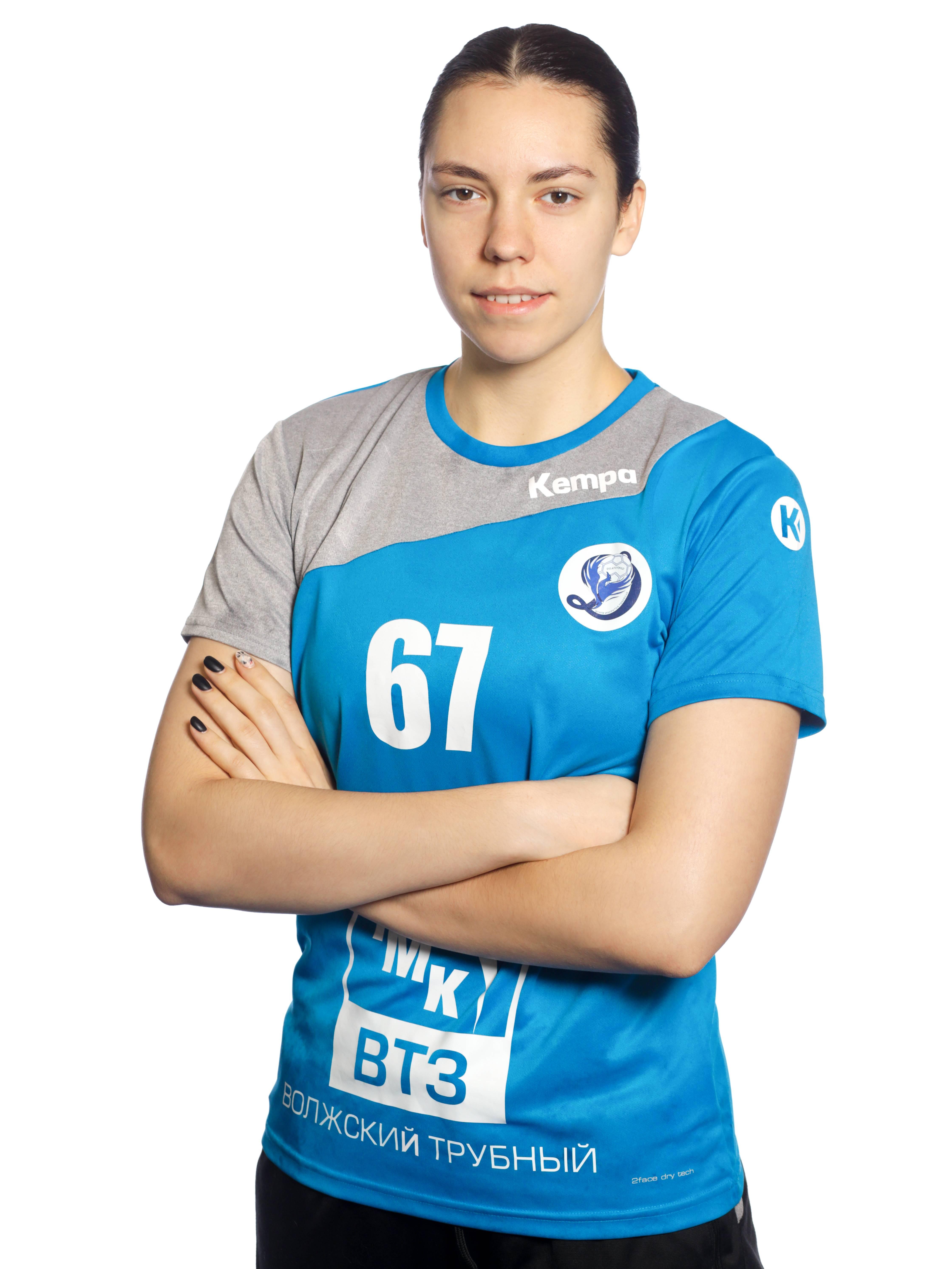 Турусина Виктория Владимировна
