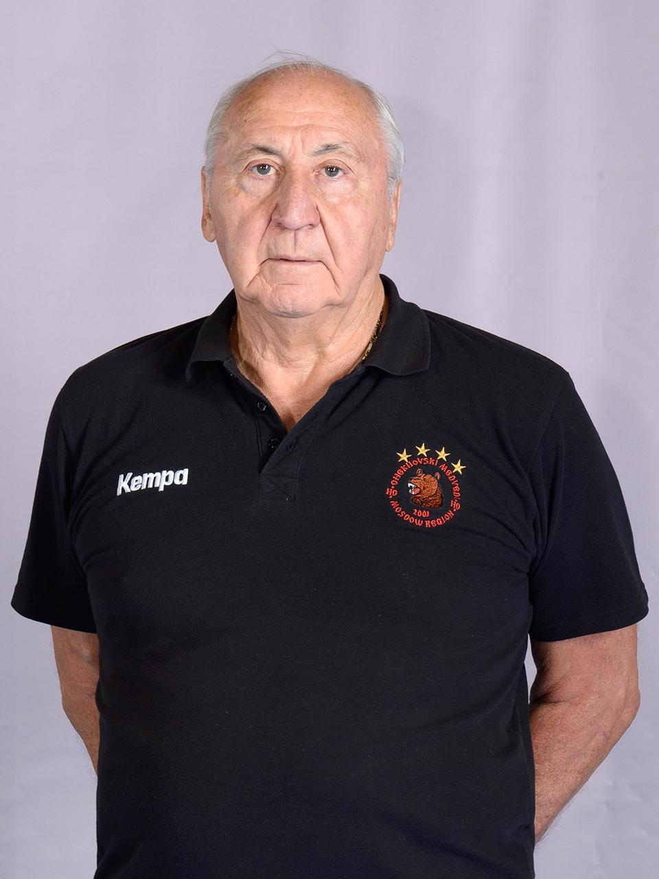 Сафонов Александр Михайлович