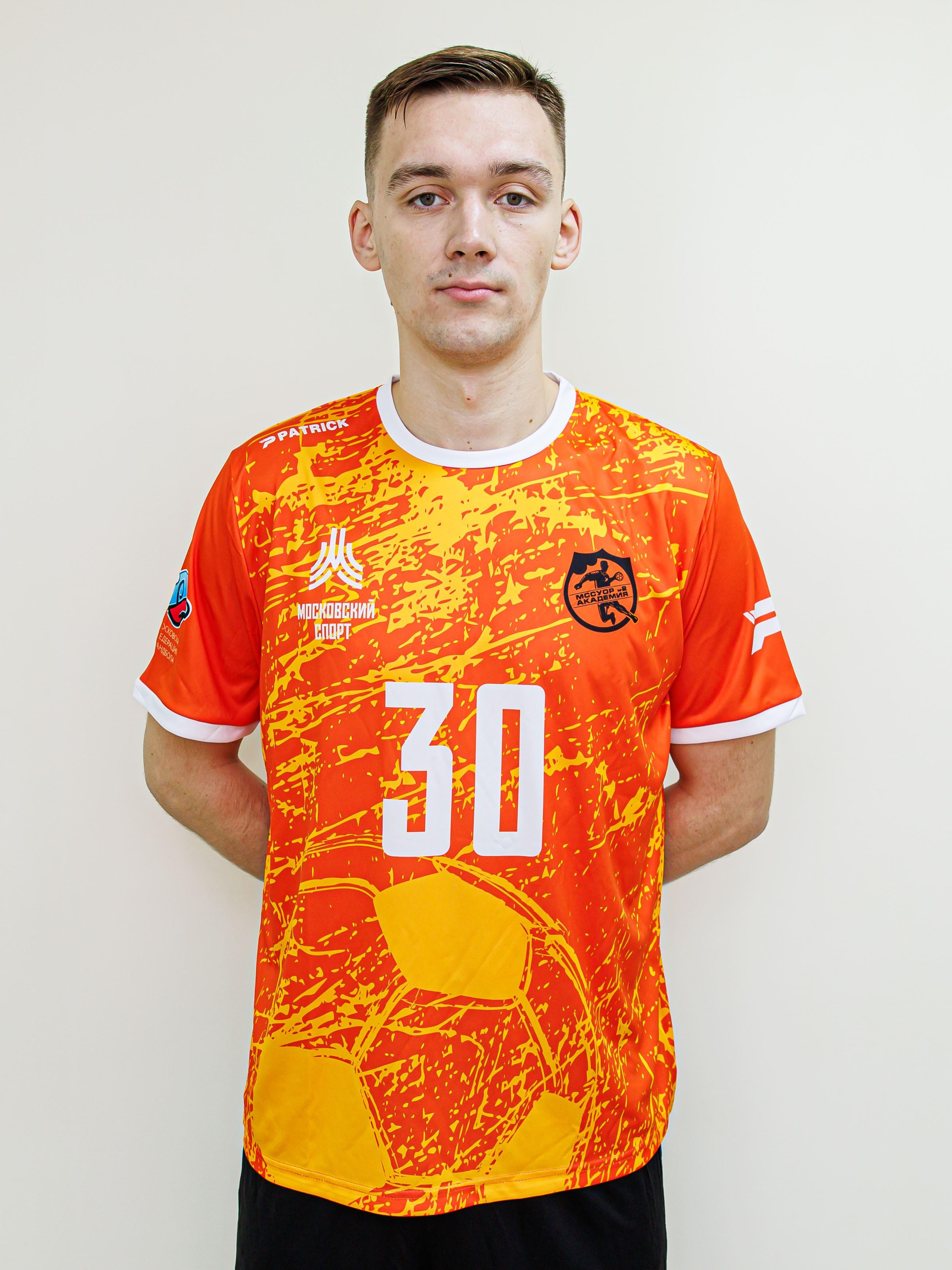 Слайков Роман Алексеевич